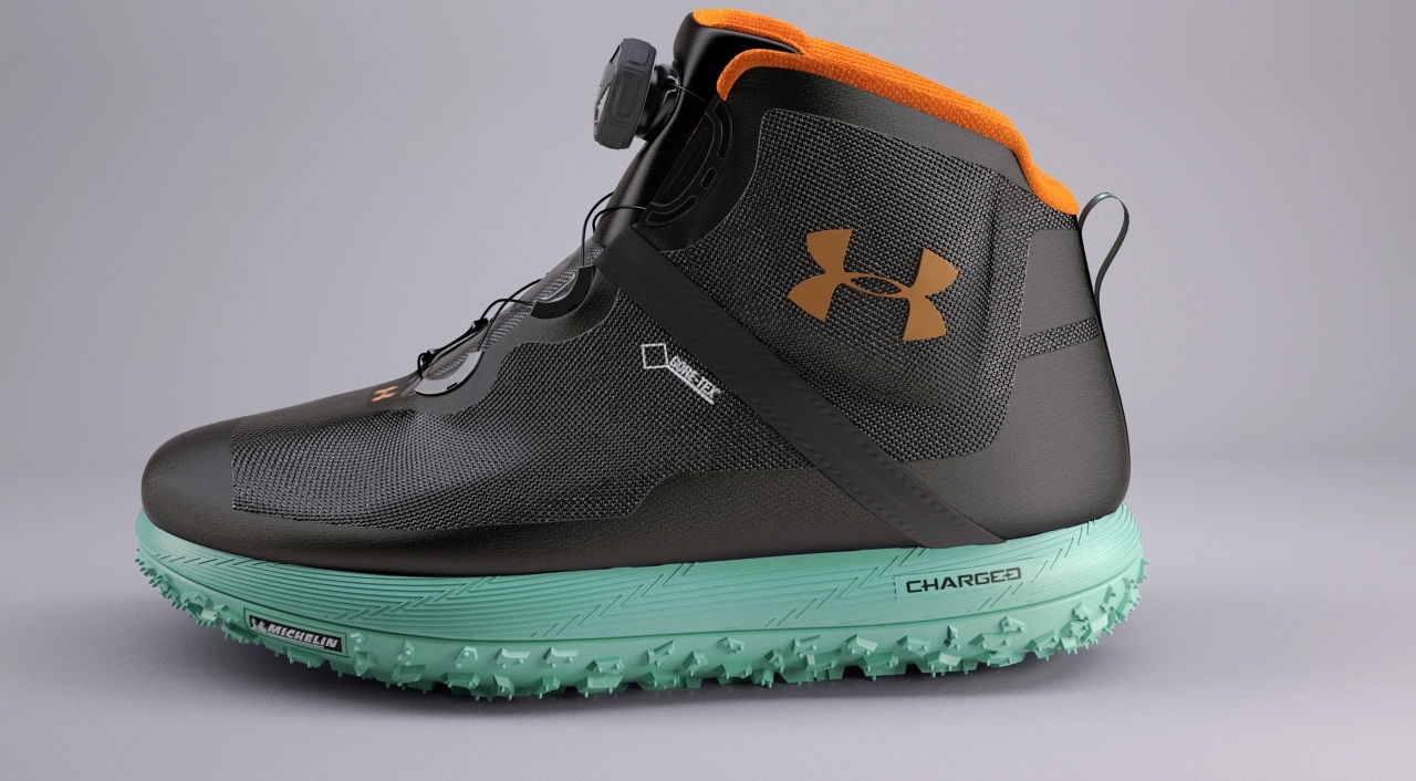 a2a23622d A local company is teaming up with Under Armour on a new boot. Courtesy of