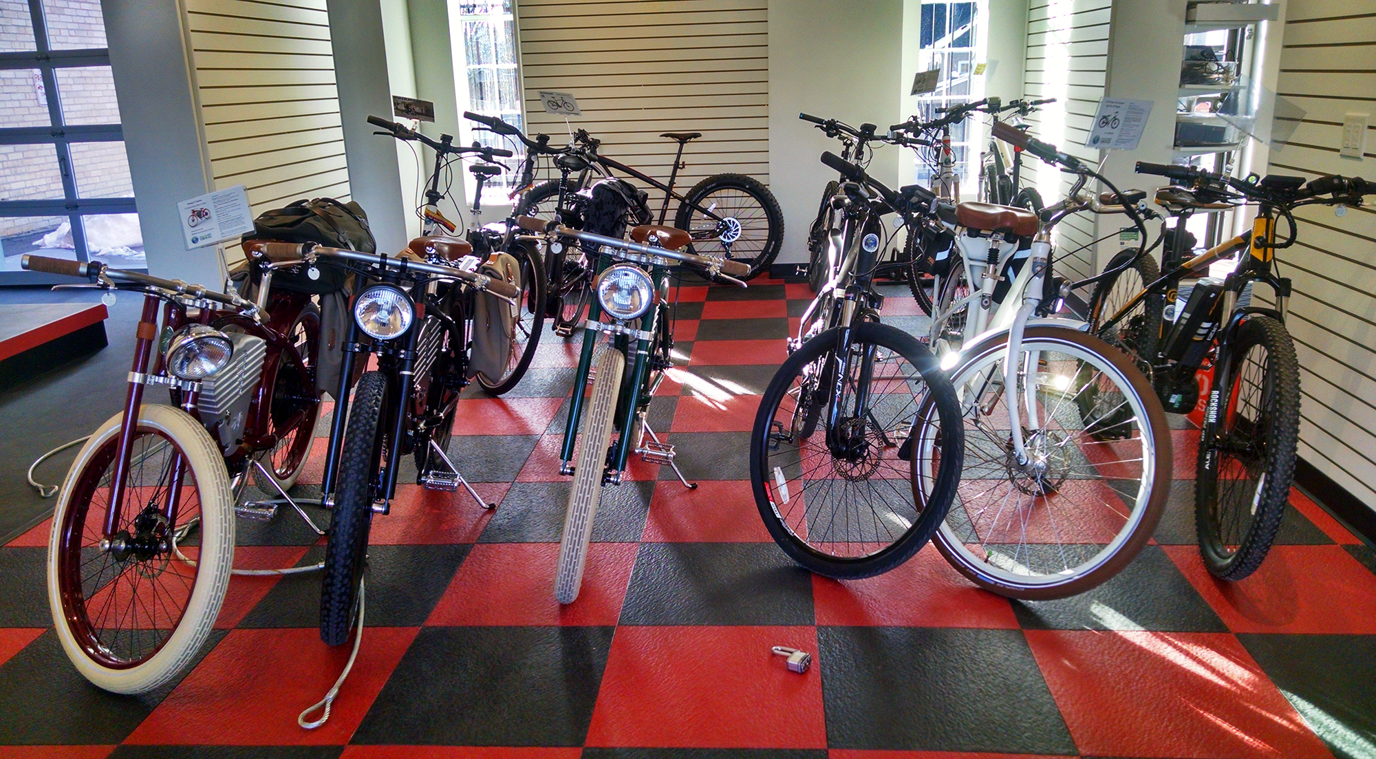 Bike Sales In Denver An electric bike retailer is