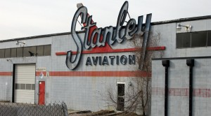 The Stanley Marketplace project revived the old Stanley Aviation building. (Rob Melick)