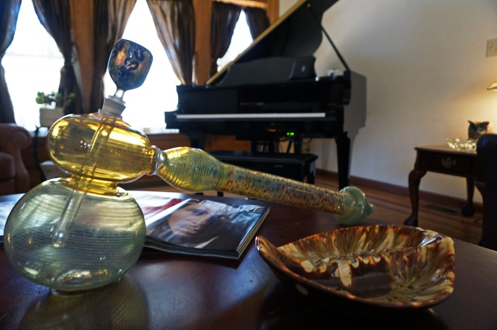 A pot-centric B&B company is taking a trademark dispute to court. Photo by George Demopoulos,