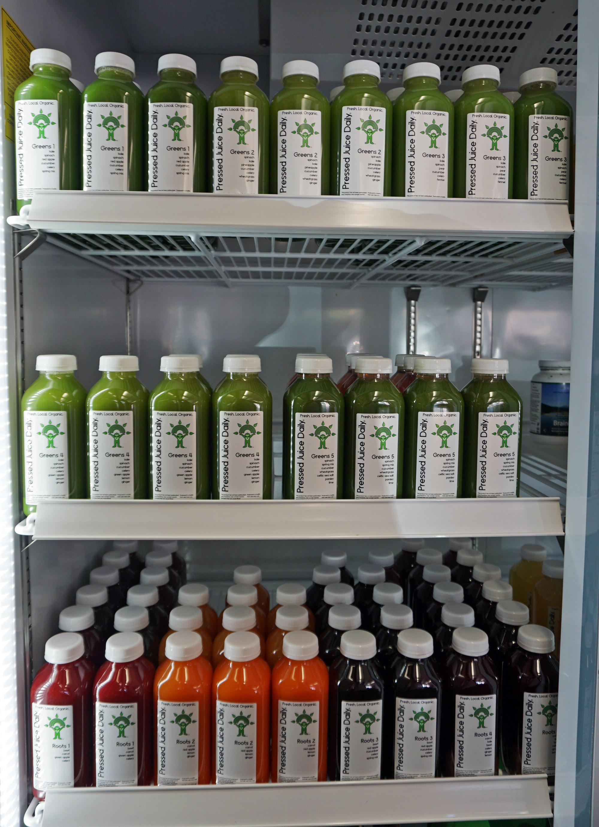 Juice startup uncaps expansion plan businessden pressed juice daily sells individual bottles and also offers packages based on health goals photo malvernweather Choice Image