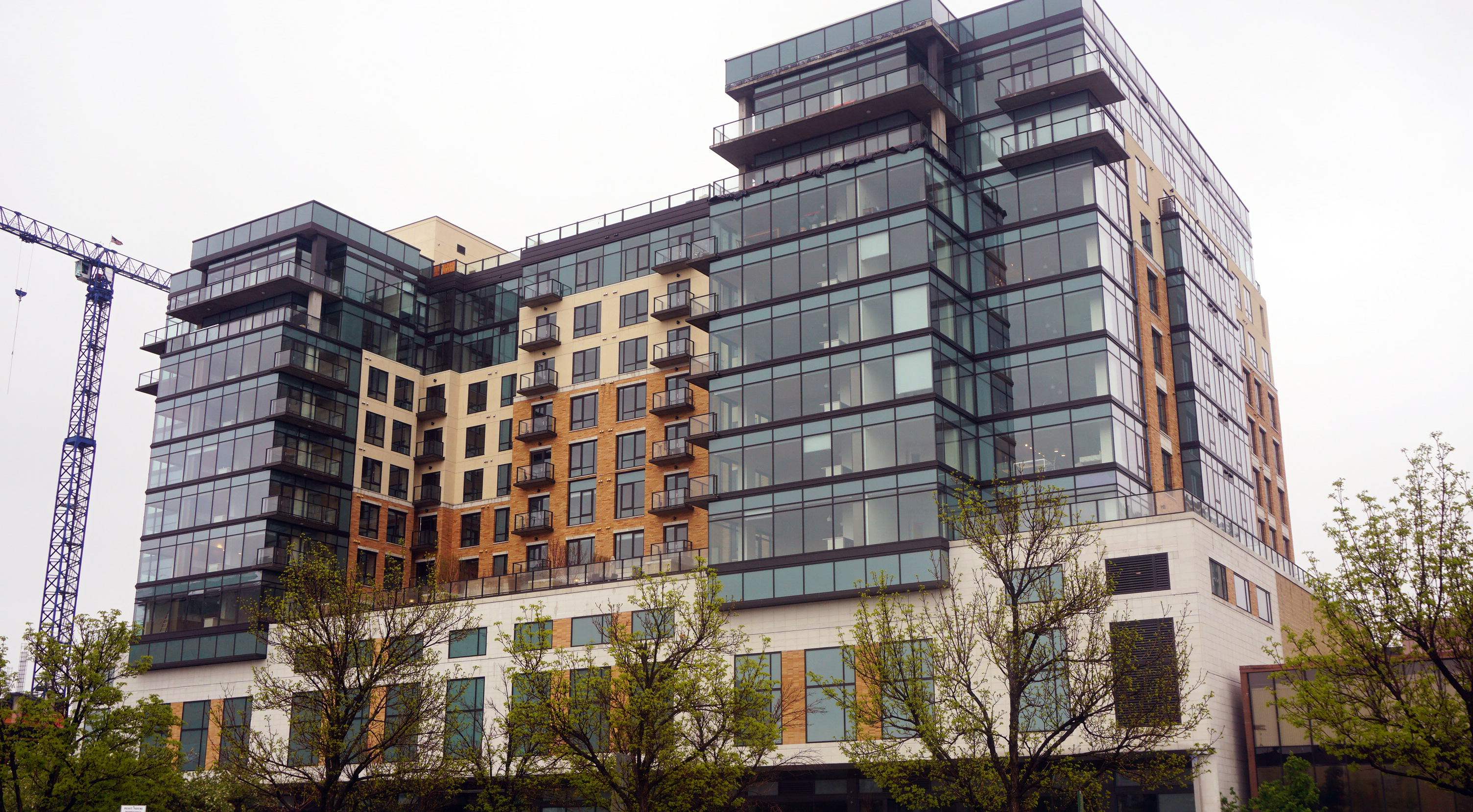 BusinessDen High end Cherry Creek apartments filling fast