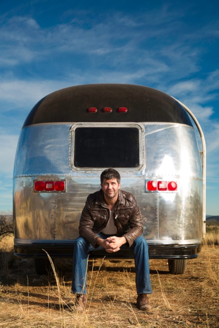 Bill Ward is taking his Airstream rental business in a new direction. Photos courtesy of Living Airstream.