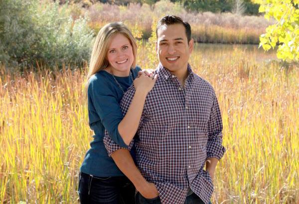 Tiffany and Ricardo Puentes. Images courtesy of Men's Bodega.