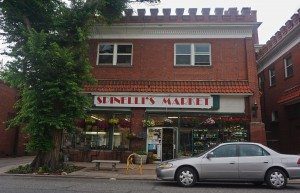 The sauce company got started at Spinelli's Market at 4621 E. 23rd Ave.