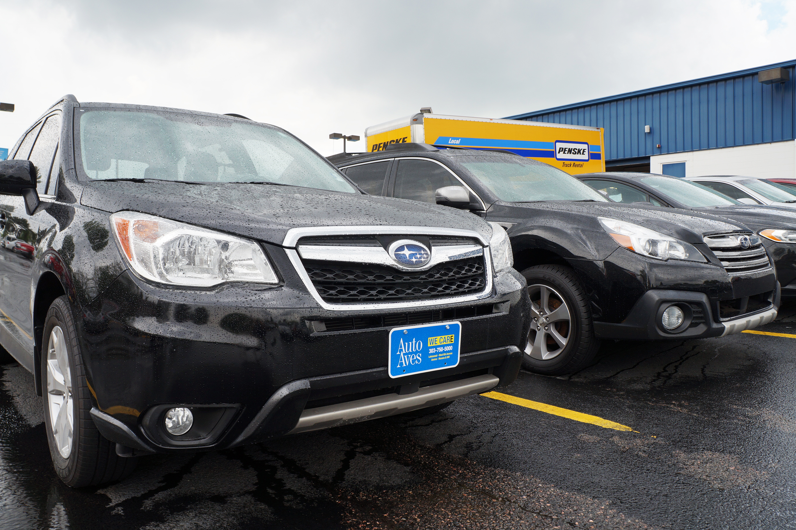 Denver drivers create hot spot for Subaru BusinessDen