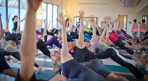 yoga pod class