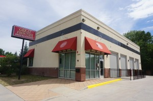 Great Frontier is located at 2010 S. Oak St. in Lakewood.