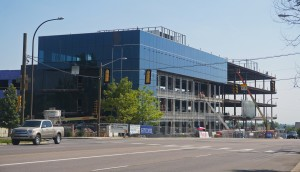 The FirstBank campus is located on West Colfax.