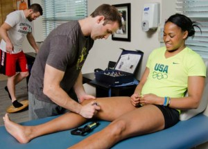 DSR has chiropractors, sports massage therapists and sports medicine specialists working at the facility.