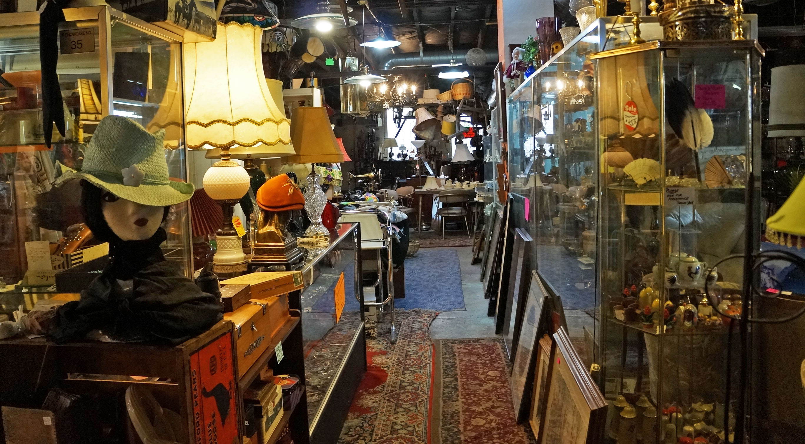 Longtime Antiques Shop Closing Its Doors On Tennyson