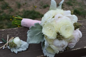 Koop sells bouquets and other arrangements with marijuana buds. Photos courtesy of Buds & Blossoms.