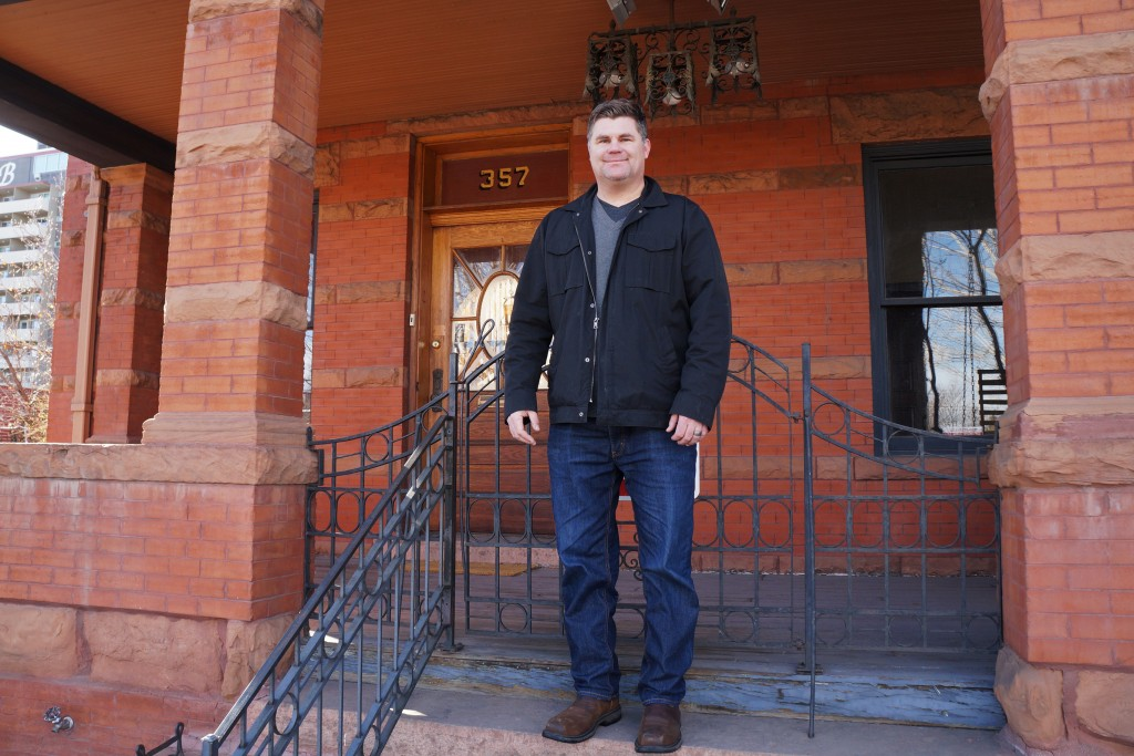 Nonprofit bringing broadway mansion back to life businessden for Broadway house