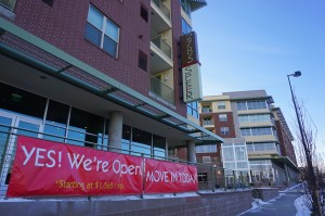 2785 Speer has been open for about a year and is offering discounts on rent, parking and fees.