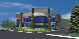 Rendering courtesy of Cherry Creek Athletic Club.