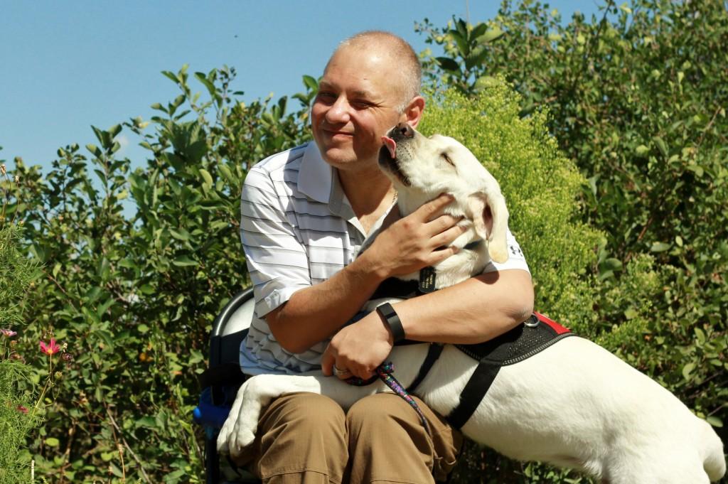 Service dog nonprofit adding more room to run