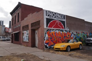 Phoenix Multisport will renovate a building next door to its current gym.