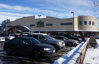 The deal includes the current Whole Foods building. Photos by Burl Rolett.