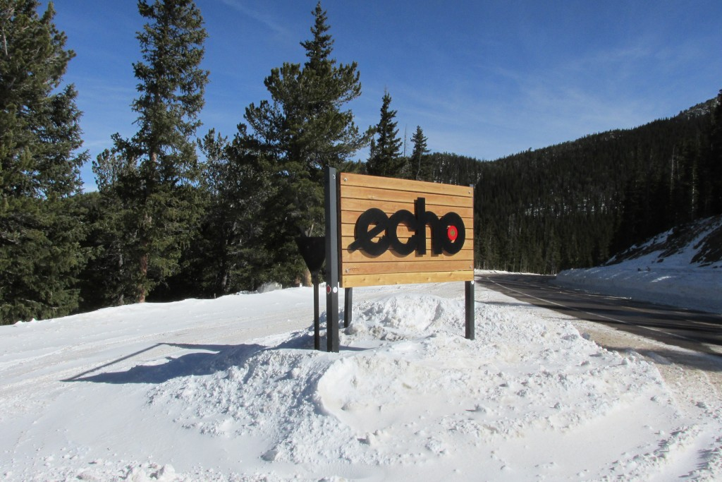 Echo Mountain sold last week for $4 million. (Aaron Kremer)