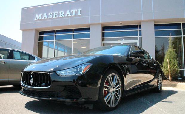 Maserati Dealership Motors Into Highlands Ranch BusinessDen - Maserati car dealership