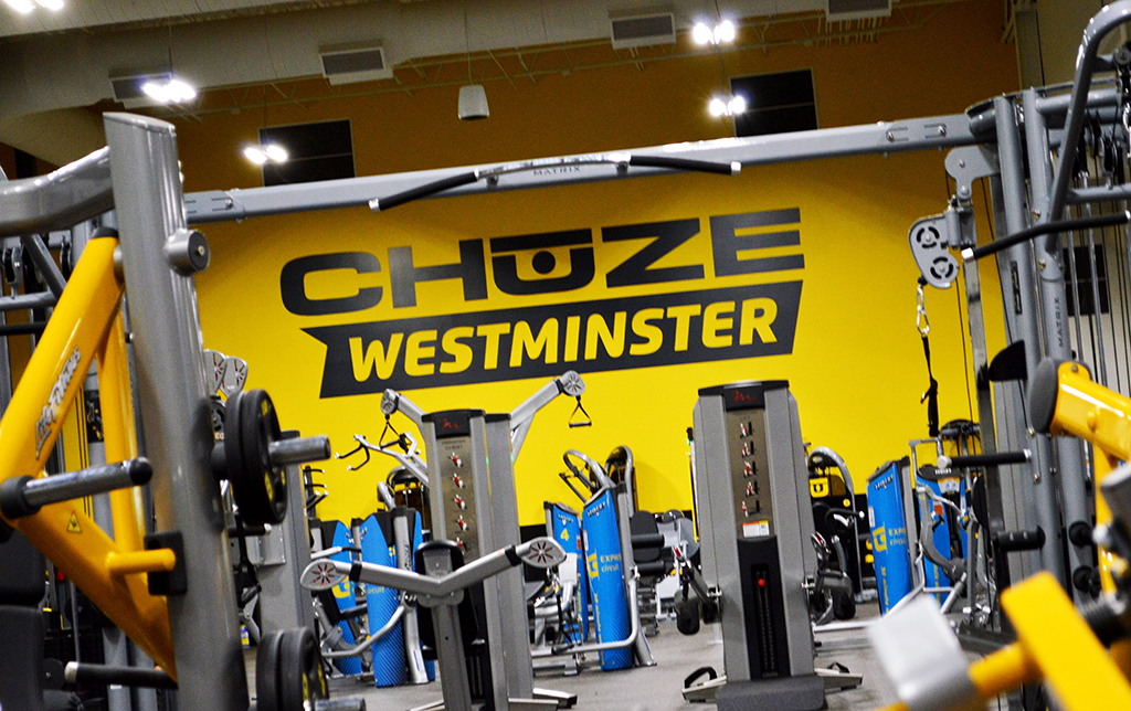 Chuze Fitness opens in Westminster; plans more local gyms - BusinessDen
