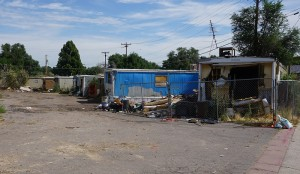 The project will replace the former Belmont and Shady Nook trailer parks. Burl Rolett.