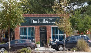 Birdsall opened its doors at ... 28 years ago. (Amy DiPierro)