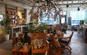 The current shop has just over 6,000 square feet of space, split in two by a courtyard. (Amy DiPierro)