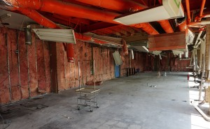 Moore and Gettinger will invest about $900,000 to convert the 2,400-square-foot space into a brewery.