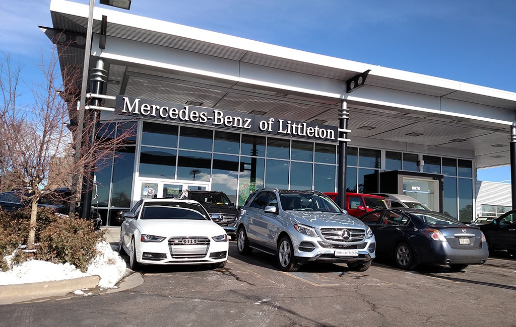 Mercedes Benz Cla Source · Littleton Dealership Sues Mercedes Over  Increased Competition