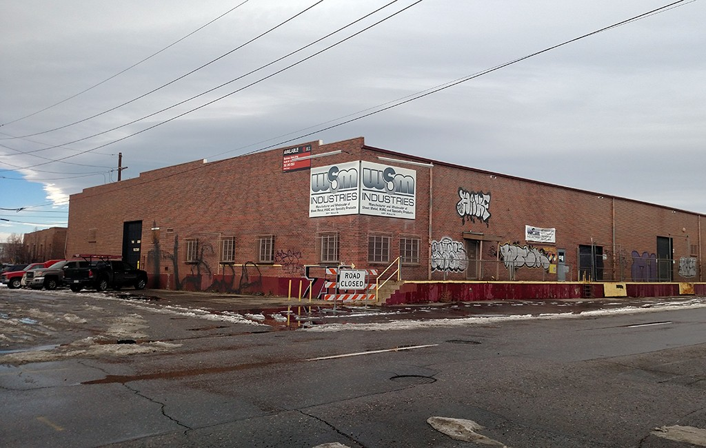 Movement bought the 50,000-square-foot, red brick warehouse for $10.5 million this week. (Burl Rolett)