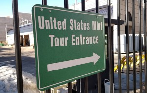 The reconfiguration would allow more visitors to come through the Mint on a self-guided tour. (Burl Rolett)