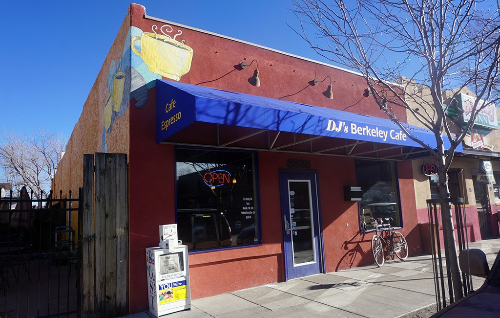 After 10 years on Tennyson Street, DJ's Cafe now has three locations in Denver after opening the Park Hill location. (Kate Tracy)