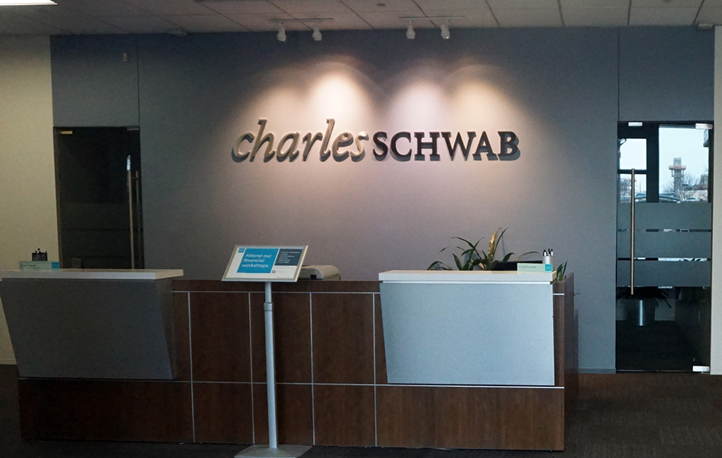Small Business Banking >> Glendale investment firm sued by Charles Schwab over ...
