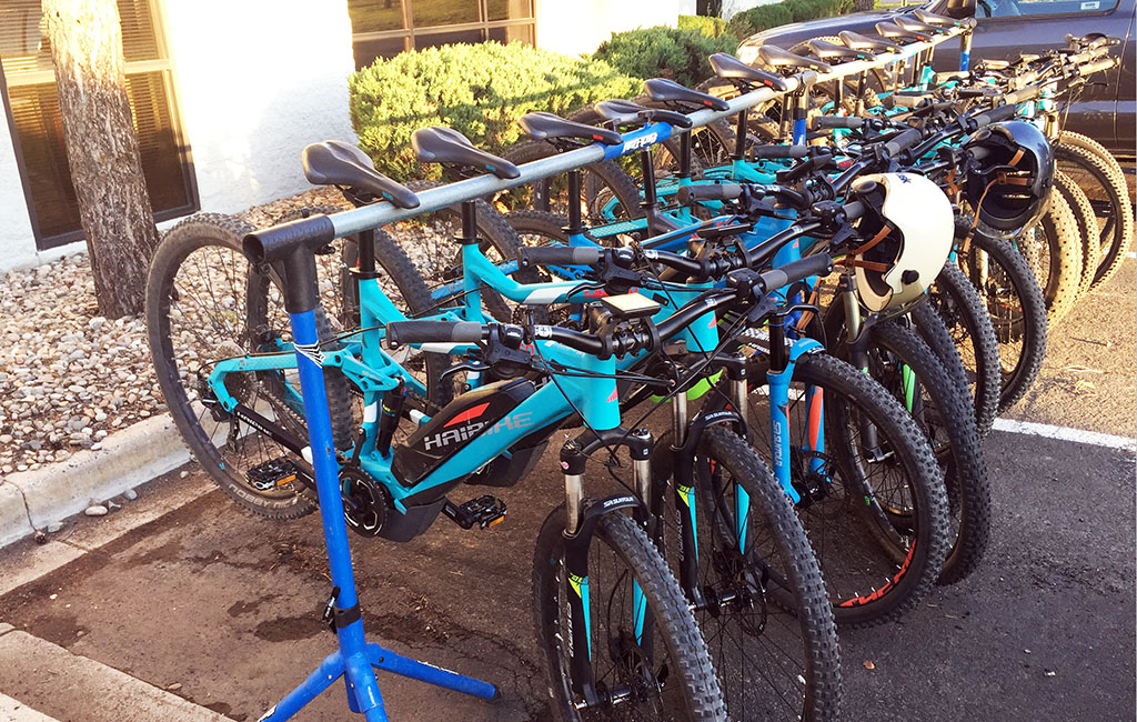 German bike company holds grand opening for Denver HQ