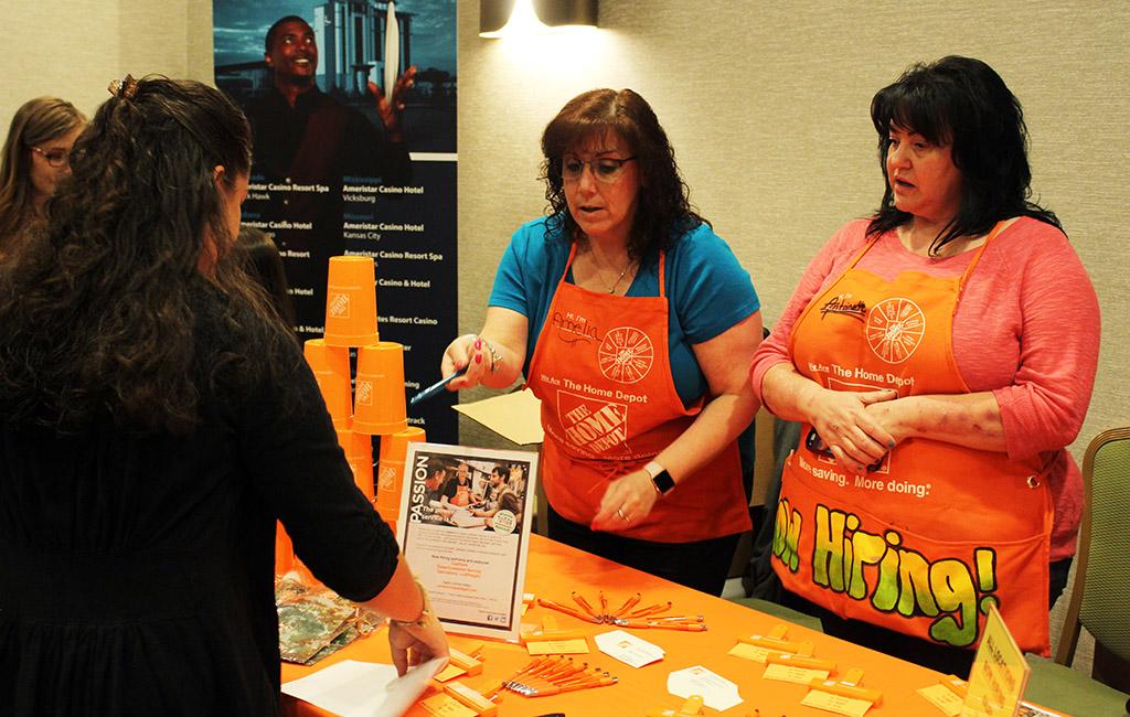 Home Depot On Fair: Low Turnout At Colorado Mills Job Fair After Flood