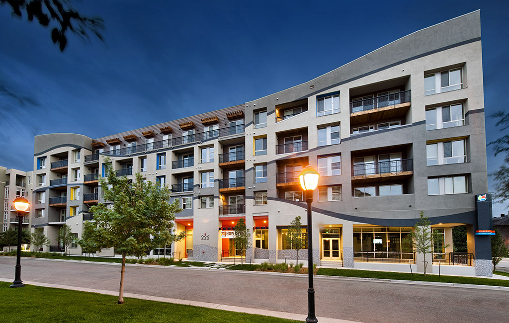 Cherry Creek Apartments Denver Co