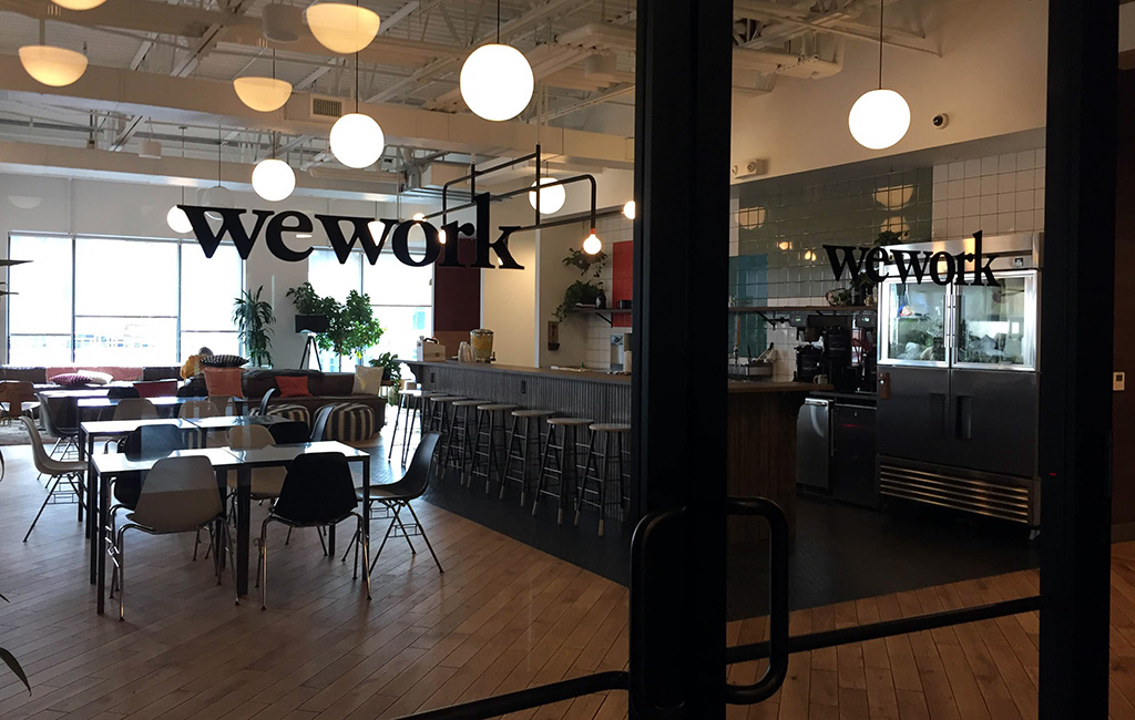Wework Is Out Hunting Again For More Office Space
