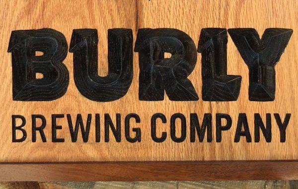 burly sign