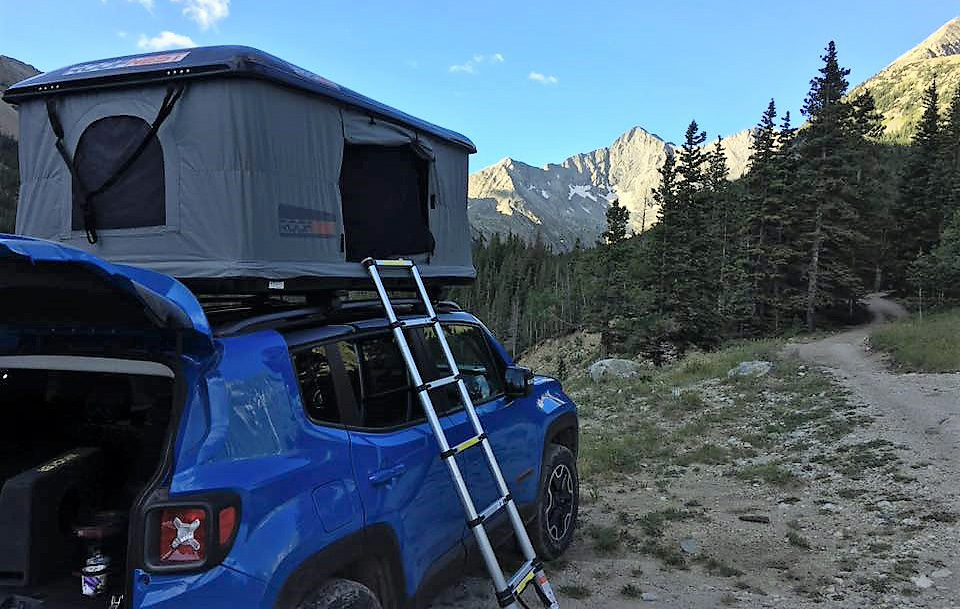Minivans For Sale >> Boulder-based rooftop car tent maker off to a hot start - BusinessDen