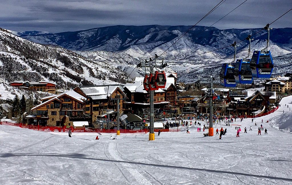snowmass resort