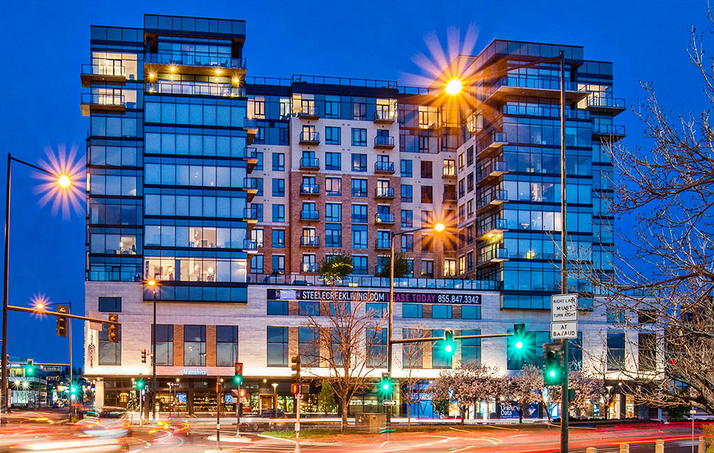 140m Sale Of Cherry Creek Apartments Sets New Record Businessden
