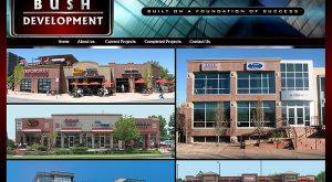 bush development website