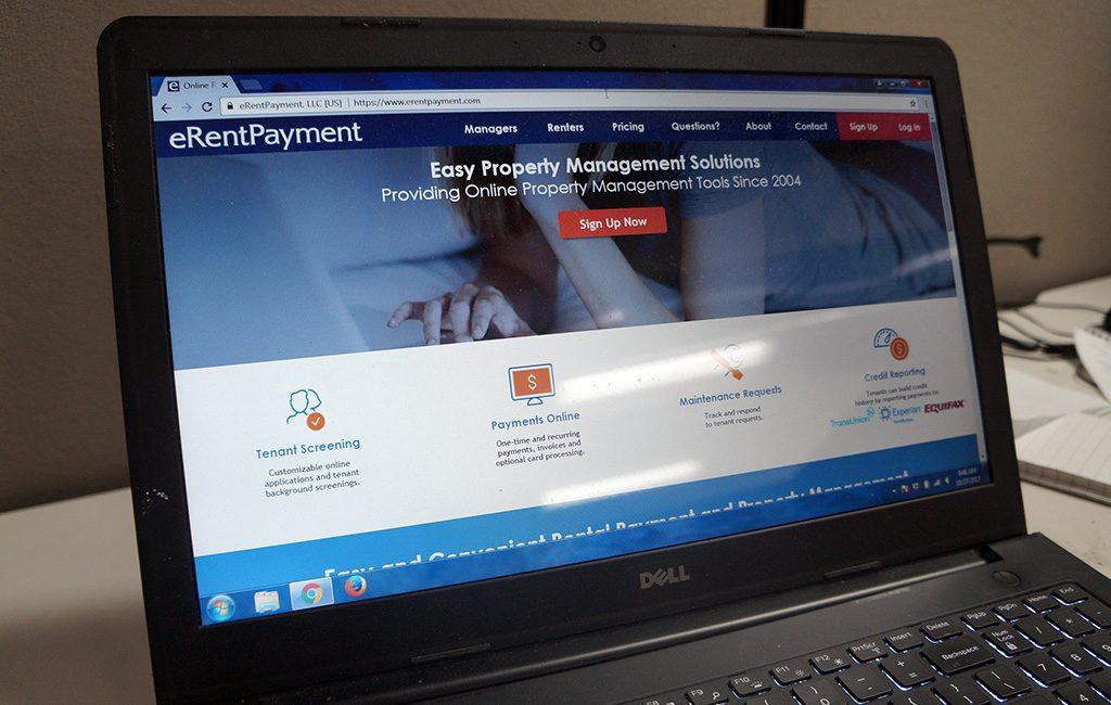eRentPayment website