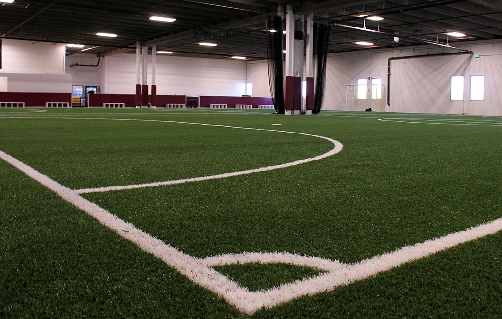 41 000 Sf Indoor Soccer Complex Replaces Aurora Call Center