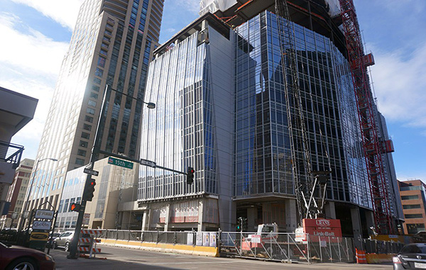 20000 Mile Lease >> Tenant signs onto top floor of new downtown office tower - BusinessDen