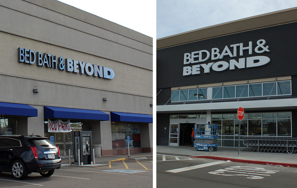 bed bath beyond stores. Bed Bath and Beyond makes its move   BusinessDen