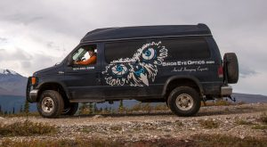 birds eye optics van
