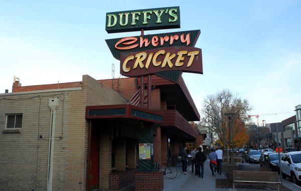 original cherry cricket