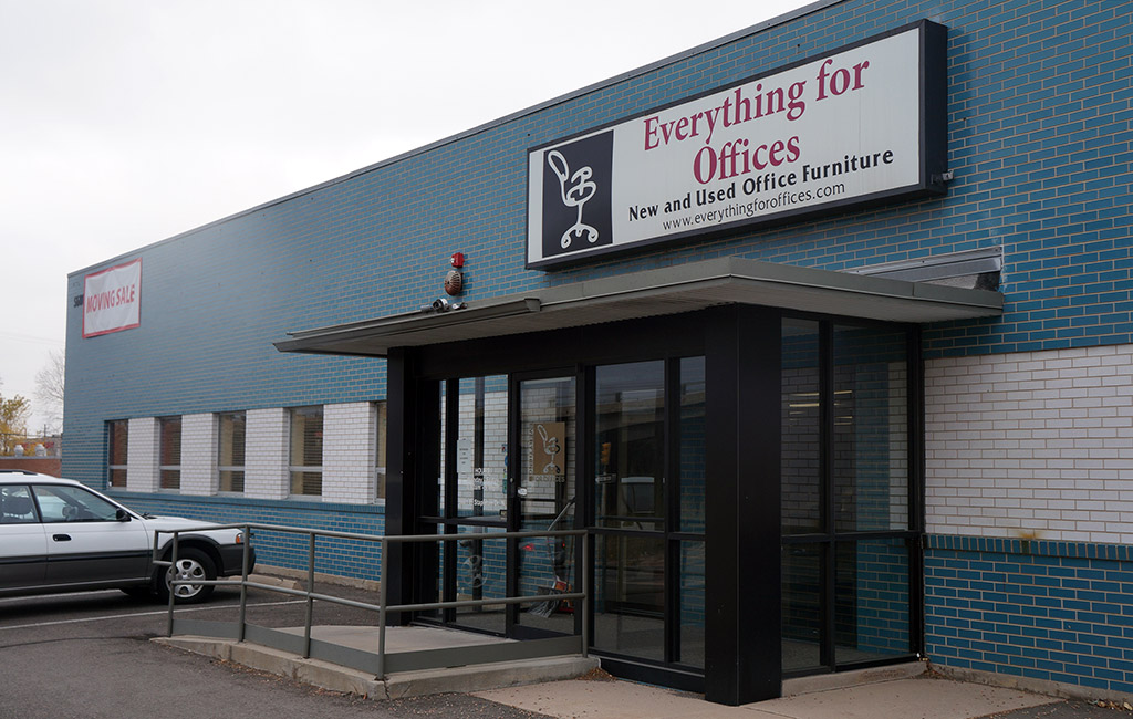 Amazing Everything For Offices Front